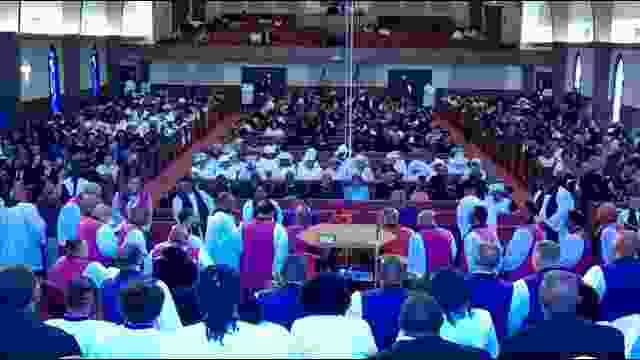 General Convocation 2019 - Speaker Bishop Rosie O'Neal Part 3