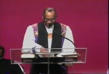 General Convocation 2000 - Bishop Odell McCollum