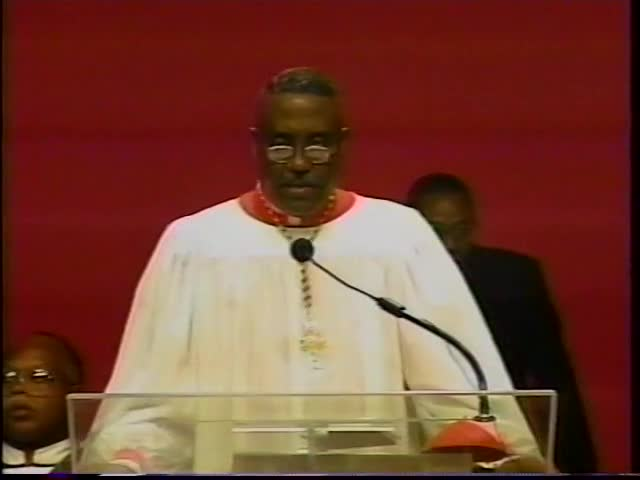 General Convocation 2000 - Reunification Service