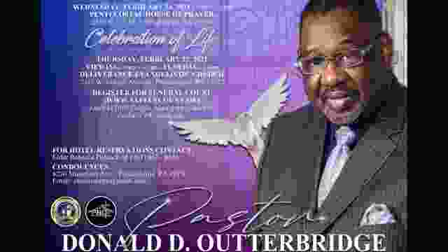 Celebration of Life: Elder Donald Outterbridge Sr.