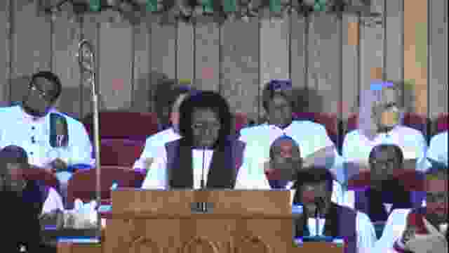 2009 General Consecration Service - Part 2