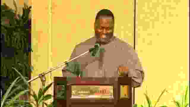 2010 BCS/YPHA Convention - Speaker: Elder Aaron McNair Part 1
