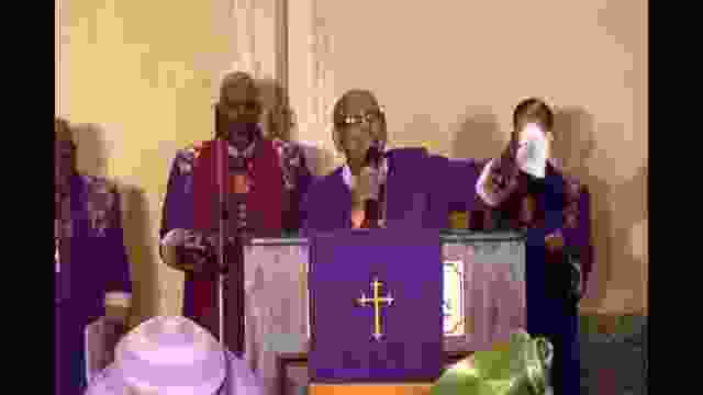 2012 ND Convocation - Speaker: Bishop Kenneth Robinson